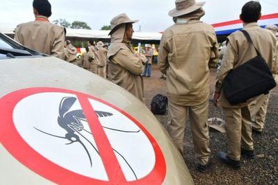 3.911 casos confirmados de dengue en el país