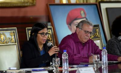 Renuncia el embajador de Venezuela en Italia