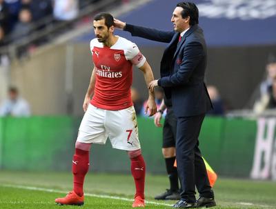 Conflicto político deja al Arsenal sin una de sus figuras para la final