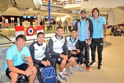 Deportivo Santaní se instala en Colombia