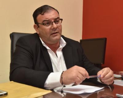 Tomás Rivas solicitará su desafuero mañana