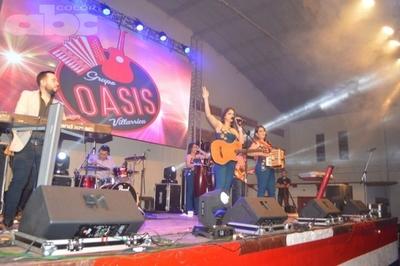 Grupo Oasis se presentará en Estados Unidos