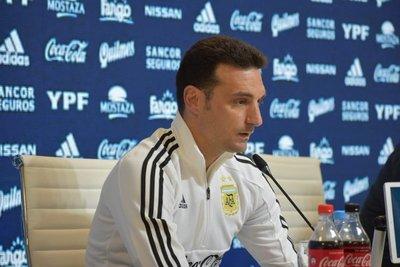 Argentina dio a conocer sus 23 para la Copa América