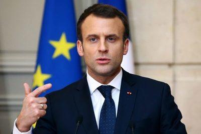 """Macron advierte sobre riesgo de """"dislocación"""" de Europa"""