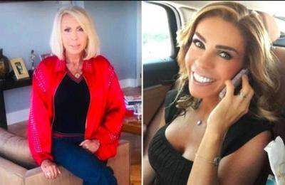 'Duelo de bikinis' entre Laura Bozzo y su rival mexicana