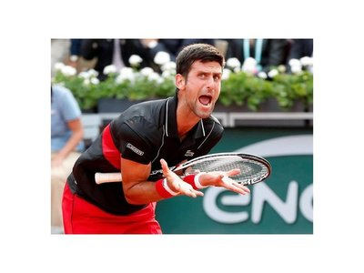 Djokovic fue eliminado por Cecchinato, 72° del mundo