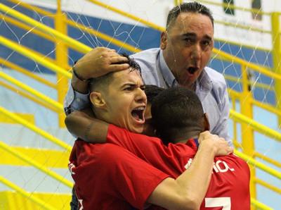 Cerro Porteño triunfa en su debut dentro del Mundialito Sub 20 de Futsal FIFA
