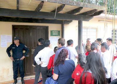 Comuna inició desvinculación de contratados por Perla Rodríguez