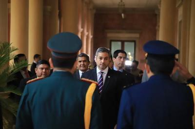 Jefe de Estado cumplirá agenda en Palacio de Gobierno