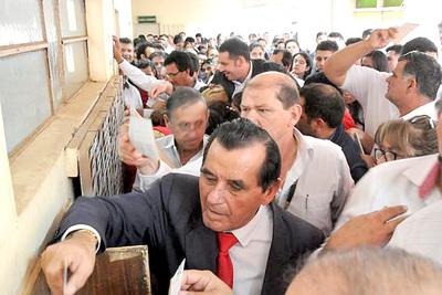 """Comienzan desvinculaciones de los """"planilleros"""" de la comuna de CDE"""