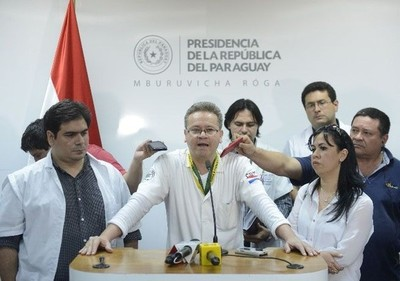Dirigente sindical trató de