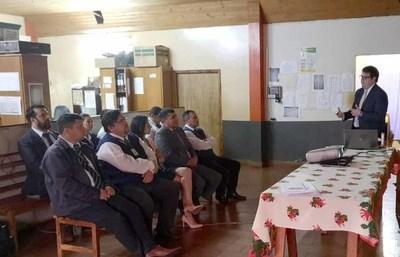 CSJ implementa sistema Judisoft en Alto Paraná