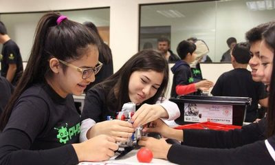 Mañana inicia primer Torneo Nacional de Robótica PYBOT