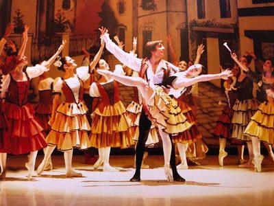 Don Quijote pondrá orden en el Teatro Municipal