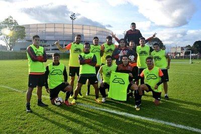 Participaciones Paraguayas en miércoles de Sudamericana