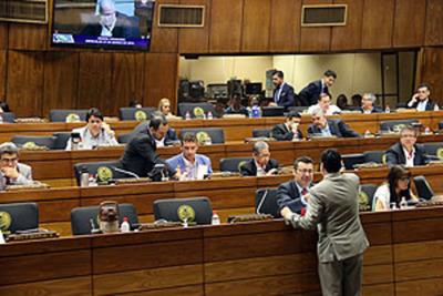 Ya se desarrolla la sesión ordinaria de la Cámara de Diputados