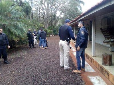 Tres detenidos por séxtuple asesinato