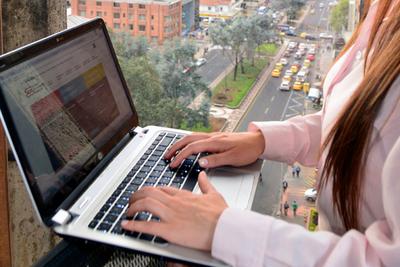 Conferencia virtual del programa de capacitación en gestión empresarial Tenondé