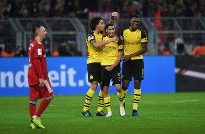 Borussia Dortmund fichó a Hazard