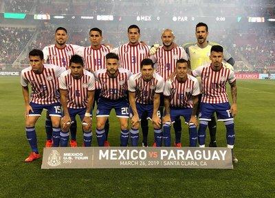 Paraguay jugará ante Guatemala antes de ir a la Copa América
