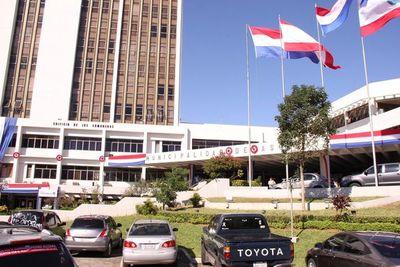 Municipalidad de Asunción cuenta con 9 mil funcionarios
