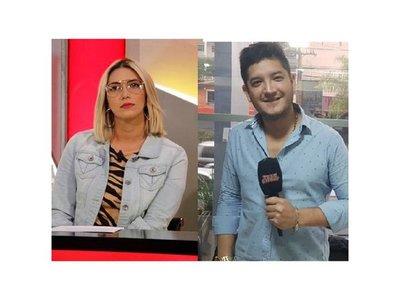 Junior Rodríguez enfrentó a Carmiña Masi