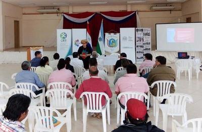 Presentaron Plan Nacional de Cultura en el Chaco