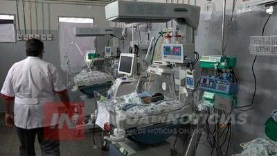 APUNTAN A TERAPIA PEDIÁTRICA ANTES FIN DE AÑO EN EL HOSPITAL REGIONAL.