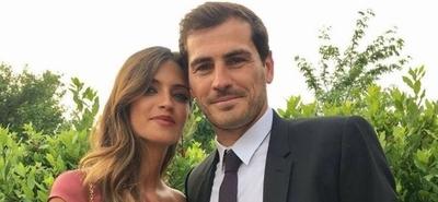 HOY / Ni bien Iker Casillas zafa de un infarto, ahora a su esposa Sara  Carbonero le detectan cáncer
