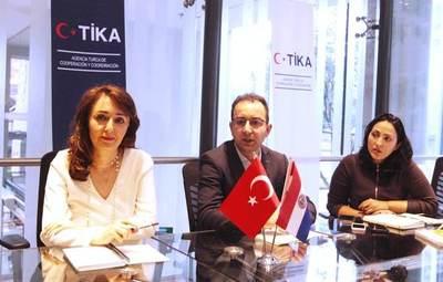 Turquía inicia cooperación internacional en áreas de salud, educación y mujer