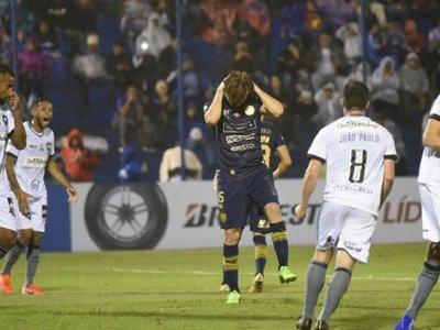 Sol perdona a Botafogo, cae y queda mal parado para el desquite