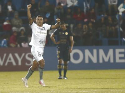 Sol de América cae contra Botafogo en la ida de los 16avos de Sudamericana