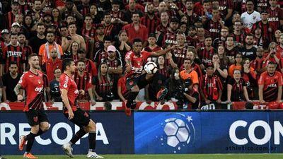 Paranaense derrotó a River Plate