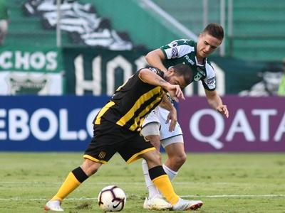 Peñarol pellizca un puntazo de Cali