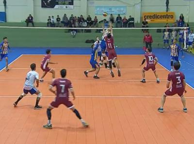 Sport Venezuela 3-0 Sportivo Luqueño