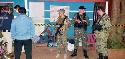 Seis muertos en nuevo ataque de sicarios en Pedro Juan Caballero