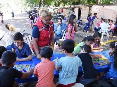 Hay más de 3.000 niños en refugios  y urgen alimentos y kits de limpieza