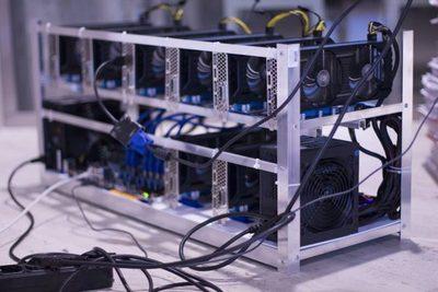 Allanamiento judicial a presunta fábrica de criptomonedas en Santaní