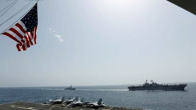 """Irán vigila los movimientos de EEUU y amenaza con """"una respuesta aplastante"""""""