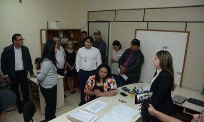 300 funcionarios en recaudaciones de comuna de CDE