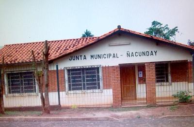En Ñacunday no hay dinero para asistir a las personas de escasos recursos
