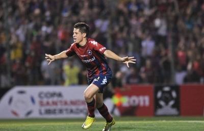 HOY / Iturbe y Cerro Porteño entran en sintonía
