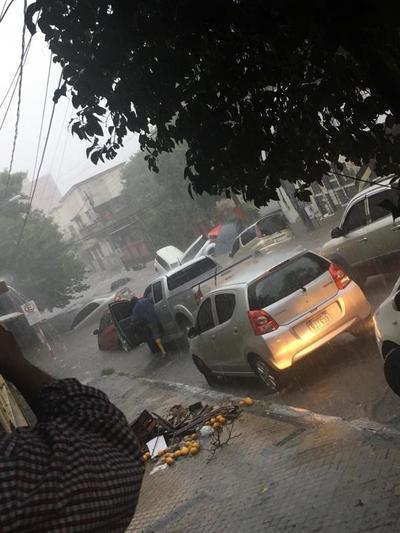 Empresa adjudicada tiene un mes para presentar el diseño de desagüe pluvial