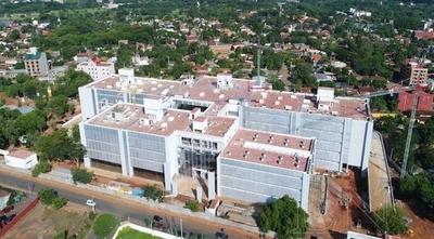 HOY / Nuevo Hospital Ingavi sería habilitado en octubre, estima titular del IPS