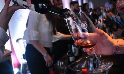 La fiesta en donde el Vino es el protagonista.