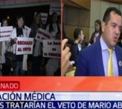 Senado define aceptar o rechazar veto por jubilación médica