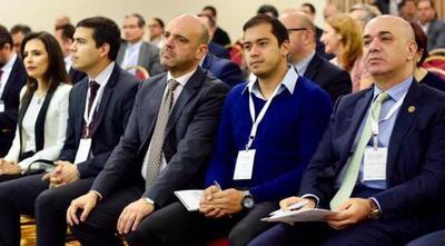Concluyó encuentro de empresarios en CDE
