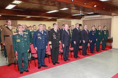 Jefe de Estado desarrolló actividad castrense en el Gran Cuartel General