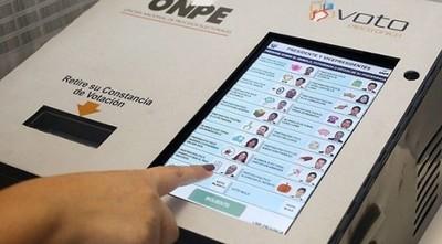 Sistema electrónico no garantiza el secreto del voto, según especialista