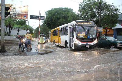 Asunción tiene 10 días para presentar a Contraloría informe sobre desagües